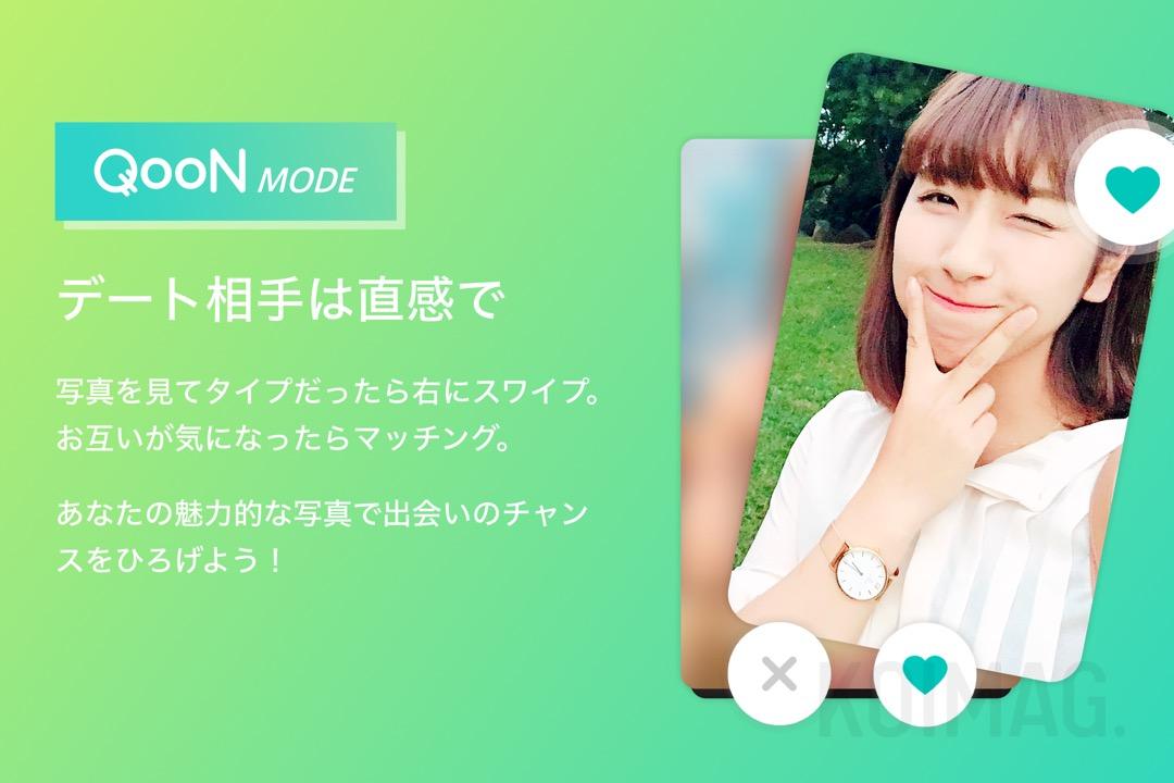 QooNのQooN MODEイメージ