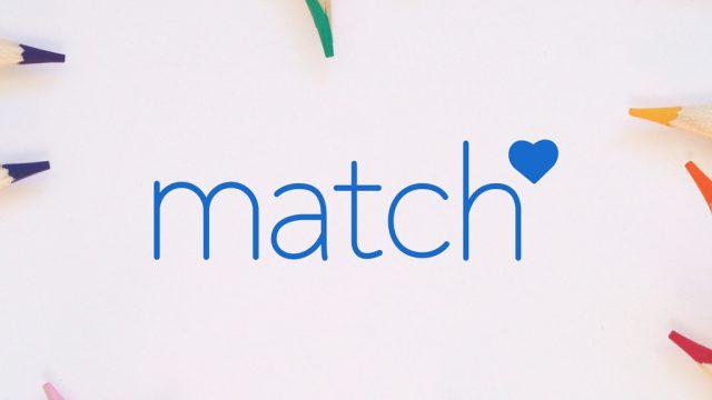 【match.com → match】マッチ・ドットコムがマッチに名称変更!アプリ利用時には注意。
